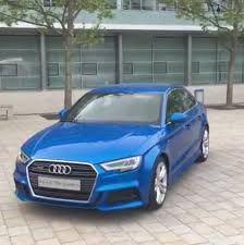 audi a3 scuba blue facelift the audi a3 2016 facelift still ahead of the