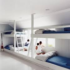 Best Builtin Bunk Beds Images On Pinterest Bunk Rooms - Hideaway bunk beds