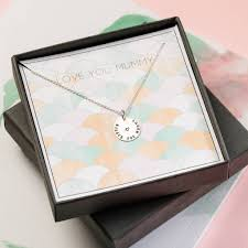 necklace gift box images Kisses for mummy necklace gift box by posh totty designs jpg