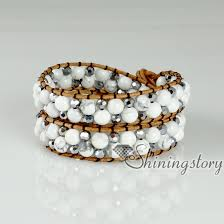 bracelet natural stones images Semi precious stone beaded wrap bracelets semi precious stone jade jpg