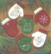and snow felt kits erica s craft sewing center