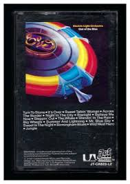 electric light orchestra out of the blue light orchestra out of the blue 1977 ua c 2 cassette tape