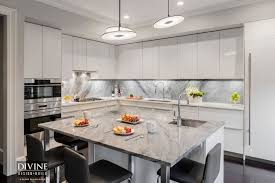 modern kitchen design idea a modern kitchen design in boston s south end