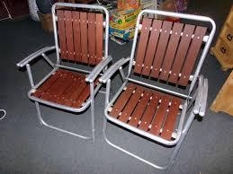 Folding Patio Furniture Set - aluminum folding lawn chairs socdlr2 us