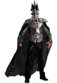 arthas costume world of warcraft fancy dress escapade uk
