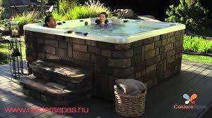 exterior wonderful caldera spas for contemporary tubs design