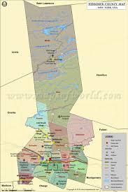 Zip Code Map New York by Herkimer County New York Map New York Map