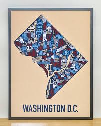 Map Washington Dc Washington Dc Neighborhood Map 18