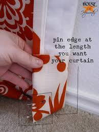 How To Calculate Yardage For Curtains Great Tutorial For Making Lined Drapery Panels Diy Pinterest