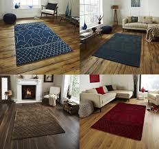 fusion hand tufted soft wool u0026amp viscose tribal inspired rug