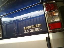 mitsubishi kuda super exceed 2 5 diesel th u0027 2001 bln 10 pemakai