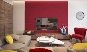 Family Room Wall Ideas by Living Room Red Living Room Set With Red Painted Walls Also