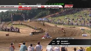 ama motocross budds creek 2010 ama 450 motocross rd 4 budds creek moto 2 part 1 youtube