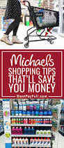 12 serious crafty tips for saving money at michaels