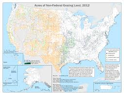The Great Plains Map Grazing Lands Usda Climate Hubs