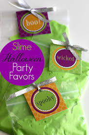 Halloween Party Favors Slime Halloween Party Favors Catch My Party
