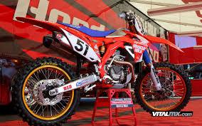 arizona mikes vintage motocross bikes justin barcia factory honda hondas pinterest honda