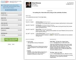 Resume Online Making by Create My Resume Making A Professional Cv Trendy How To Make A