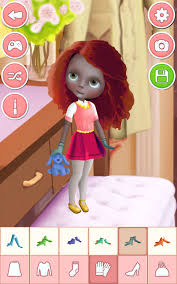 doll dress up games for girls android apps on google play