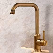antique brass kitchen faucet antique kitchen faucets faucetsmarket providing best