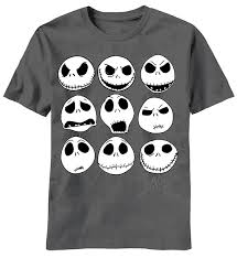 faces nightmare before mens t shirt mad engine