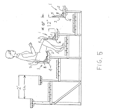 Stadium Bench Patent Us20060131936 Bleacher Lumbar Support Google Patents