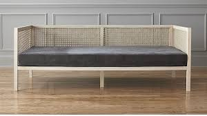 daybed images boho rattan daybed reviews cb2