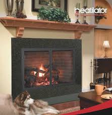 fireplace view heatilator fireplace insert decorating ideas