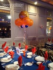 basketball centerpieces balloon decorations balloon decorations in new jersey balloon