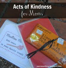 New Mom Care Package Acts Of Kindness For Moms Pennies Of Time Compassionate Problem