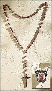 wall rosary st jude large family wall rosary