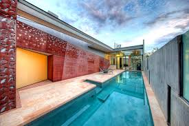 for sale in arizona modern desert home by renowned architect