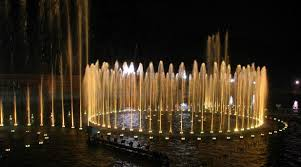 led fountain lights underwater 27w multicolor led fountain light 9 3w tircolor underwater lights