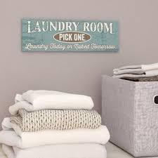 Laundry Room Decor Signs Laundry Room Decor Signs Wayfair