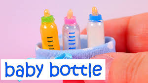 baby bottle candles diy miniature baby bottles with milk water and orange juice