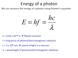 Speed Of Light Constant Planck U0027s Constant Lessons Tes Teach
