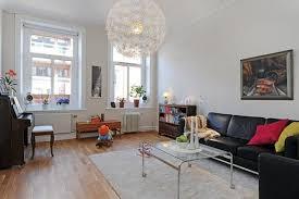 salon canapé cuir salle de séjour déco salon canapé cuir design scandinave 40