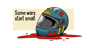 Small Some Wars Start Small By Andy Warner