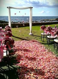 outdoor decoration ideas 69 outdoor wedding aisle decor ideas happywedd