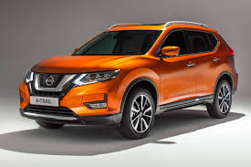 nissan 2017 nissan x trail 2017 facelift pictures specs and details by car