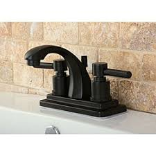 high arc oil rubbed bronze bathroom faucet and bathroom