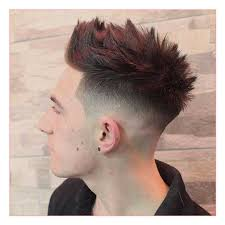 best mens haircut los angeles and dynasty barbers low fade side