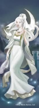 moon goddess by mayshing on deviantart