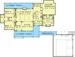 Rental House Plans In Law Suite Or Rental Income 46020hc Architectural Designs