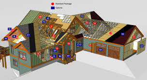 affordable timber frame house kits timber frame home kits prefab home packages from tamlin timberframe homes