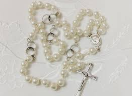 wedding rosary catholic wedding gifts beautiful 15 90 wedding rosary catholic