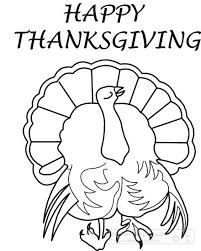 thanksgiving clipart clipart happy thanksgiving turkey bw outline