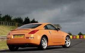 orange nissan 350z nissan 350z coupé 2003 2010 rivals parkers