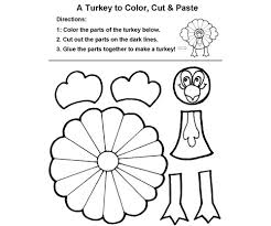 coloring pages luxury thanksgiving coloring pages cut paste