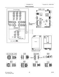 basic wiring diagram frigidare refrigerator wiring diagrams